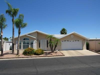 Mobile Home at 215 N Power Rd #224 Mesa, AZ 85205