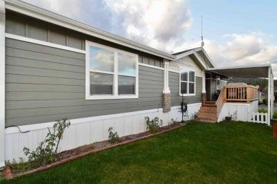 Mobile Home at 8401 Old Stage RD  Central Point, OR 97502