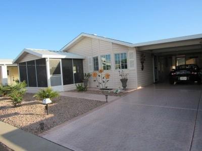 Mobile Home at 215 N Power Rd # 487 Mesa, AZ 85205