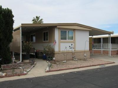 Mobile Home at 3411 S. Camino Seco # 497 Tucson, AZ
