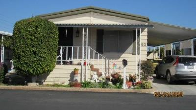 Mobile Home at 502 Anita Street, Sp 53 Chula Vista, CA 91911