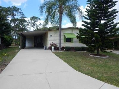 Mobile Home at 19346 Congressional Ct. North Fort Myers, FL 33903