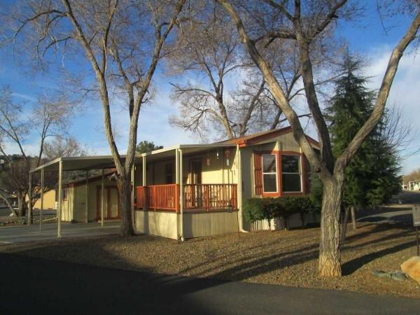 Mobile Home at 11250 E State Rt 69 #168, Prescott Valley, AZ