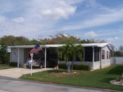 Mobile Home at 24300 Airport Road, Site #39 Punta Gorda, FL 33950