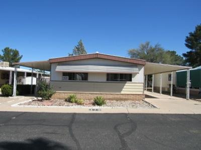 Mobile Home at 3411 S. Camino Seco # 329 Tucson, AZ