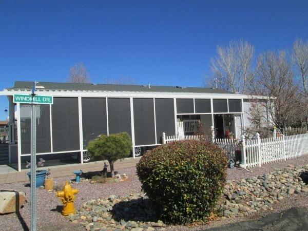 Mobile Home at 11250 E State Rt 69 # 2185, Prescott Valley, AZ
