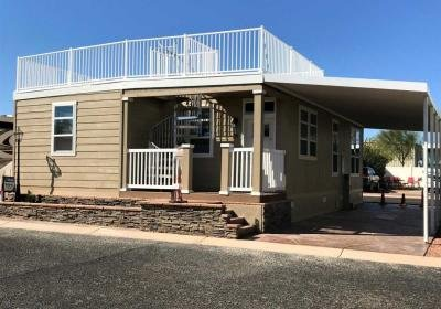 Mobile Home at 4170 Needles Hwy Sp# 39 Needles, CA 92363