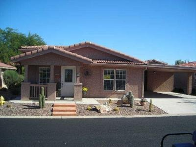Mobile Home at 7373 E Us Hwy 60 #68 Gold Canyon, AZ 85118