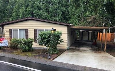 Mobile Home at 100 sw 195th ave #190 Beaverton, OR