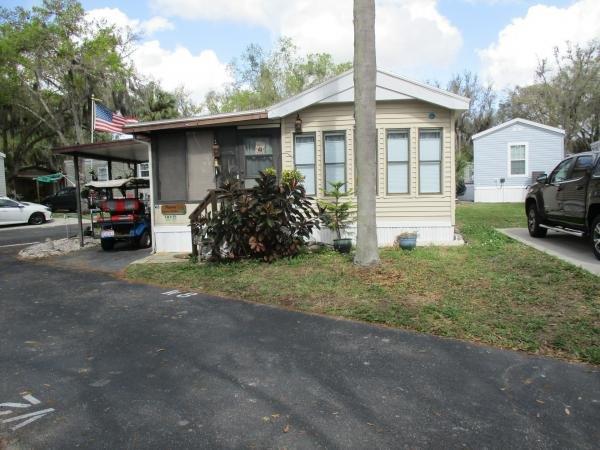 Mobile Home at 5100 60th Street East W-08, Bradenton, FL