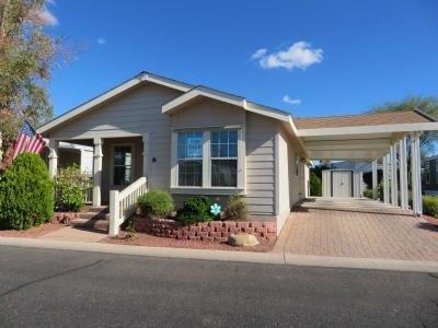 Mobile Home at 10960 N. 67th Avenue #57 Glendale, AZ