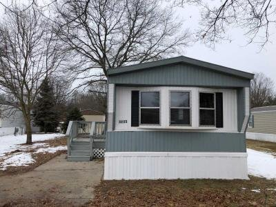 Mobile Home at 3235 Maplewood Muskegon, MI