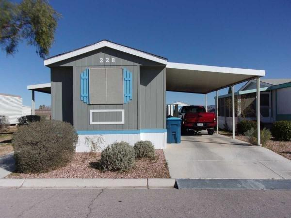 Mobile Home at 2700 W Richmar, Las Vegas, NV