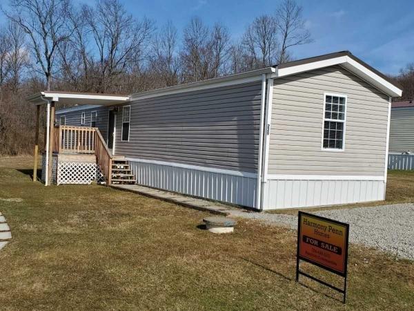 Mobile Home at 229 Virginia Lane, Hopwood, PA