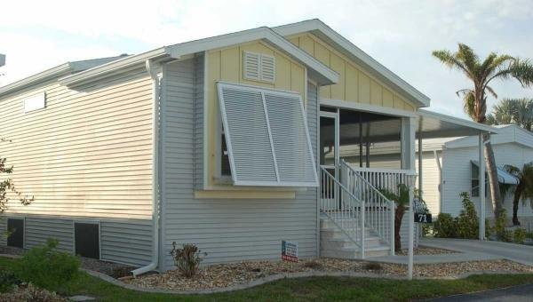 Mobile Home at 24300 Airport Road, Punta Gorda, FL