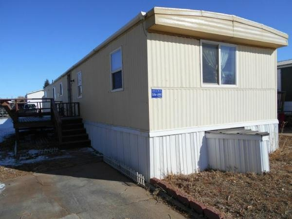 Mobile Home at 2353 N 9th Street # A090, Laramie, WY
