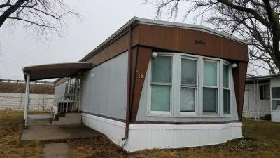 Mobile Home at 16 Estate Circle Lima, OH