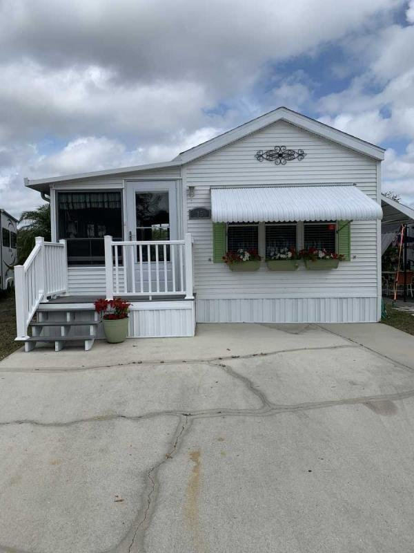 Mobile Home at 15 Chicago ave, Port Charlotte, FL