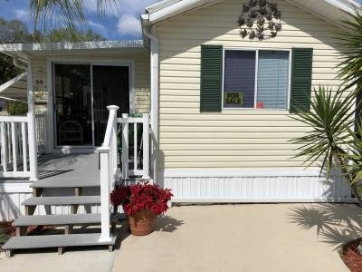 Mobile Home at 34 Columbus  Port Charlotte, FL