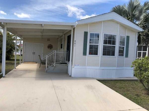 Mobile Home at 401 Indiana , Port Charlotte, FL