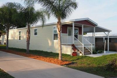 Mobile Home at 1455 90Th Avenue, Lot 16 Vero Beach, FL 32966