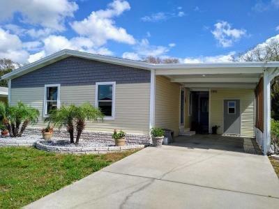Mobile Home at 4352 Hamlin Way Wimauma, FL