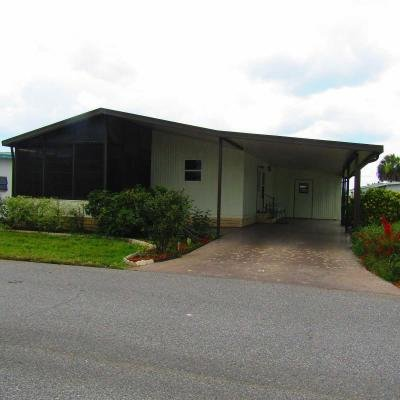 Mobile Home at 1701 W. Commerce Ave. Lot 51 Haines City, FL 33844