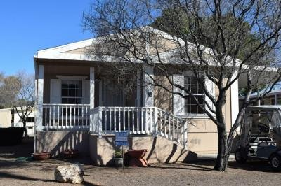 Mobile Home at 2121 S. Pantano Road #12 Tucson, AZ