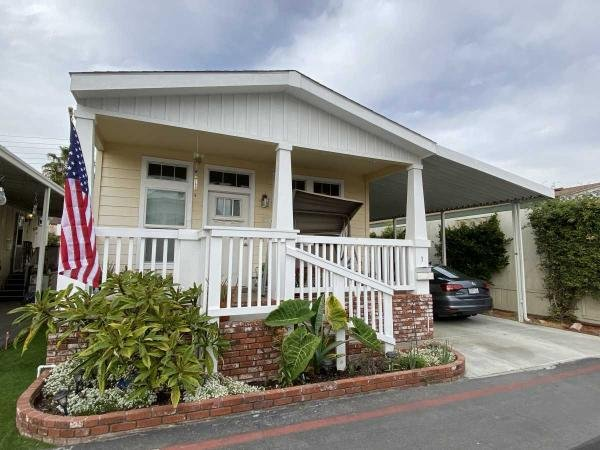 Mobile Home at 7652 Garfield Ave #3, Huntington Beach, CA