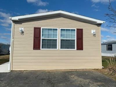 Mobile Home at 413 Ranee Loop Bear, DE