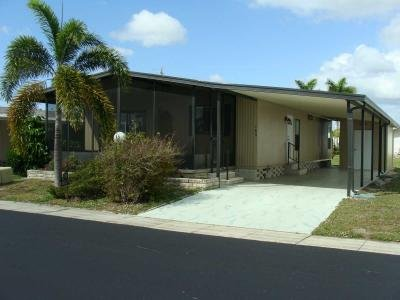 Mobile Home at 165 Lakeside Drive North Fort Myers, FL 33903