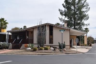 Mobile Home at 2121 S. Pantano Rd #165 Tucson, AZ