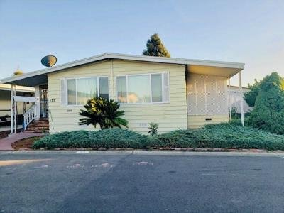 Mobile Home at 173, Wilshire Ave Sacramento, CA 95823