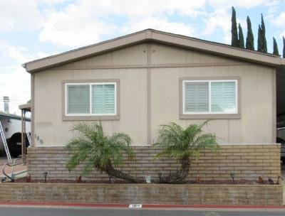 Mobile Home at 1456 E. Philadelphia Ave #189 Ontario, CA