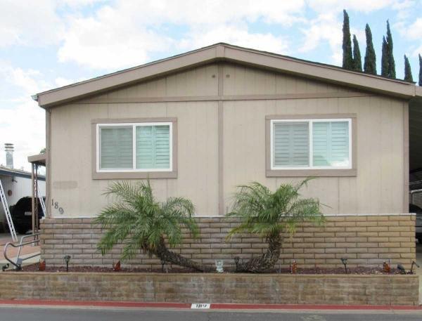 1982 Kaufman Broad Mobile Home For Sale