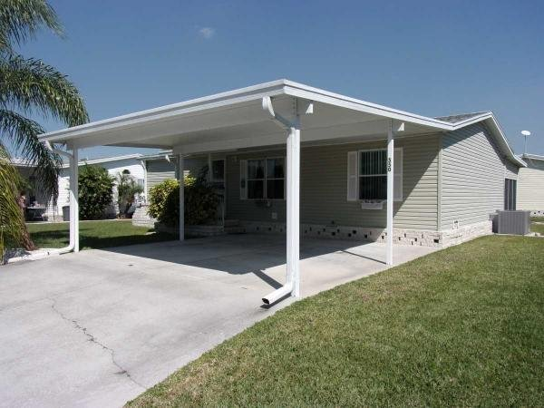 Mobile Home at 550 Barcelona Blvd., Arcadia, FL