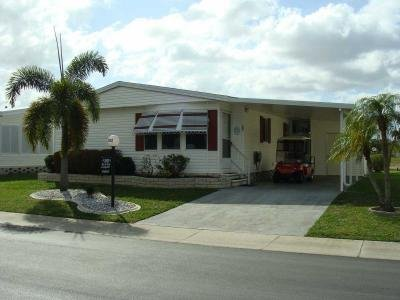 Mobile Home at 282 Rainbow Dr North Fort Myers, FL 33903