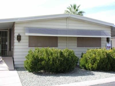 Mobile Home at 10960 N. 67th Ave., Unit 62 Glendale, AZ
