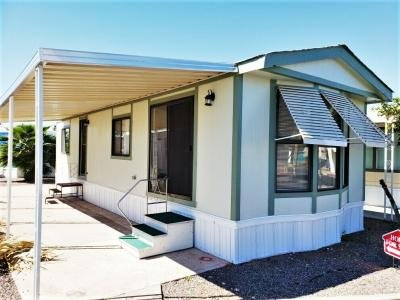 Mobile Home at 730 S. Country Club Dr., Lot 62 Mesa, AZ 85210