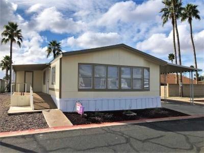 Mobile Home at 9828 E. Pueblo Ave. Lot 81 Mesa, AZ 85208