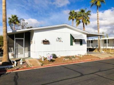 Mobile Home at 9828 W. Pueblo Ave. #122 Mesa, AZ 85208