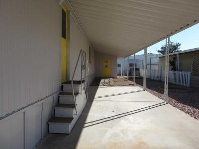 Covered Carport with Shed