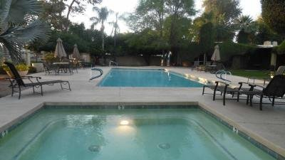 Two Heated Pools