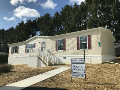 Mobile Home at 3448 WOLF PACK DRIVE, #15 Orefield, PA