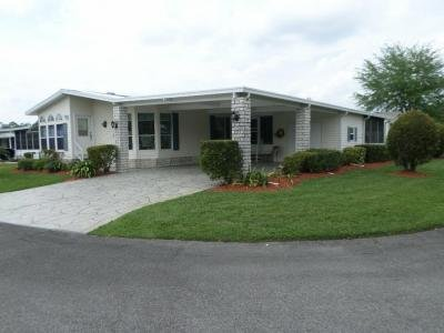 Mobile Home at 282 LYNHURST DR Auburndale, FL