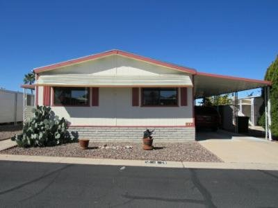 Mobile Home at 3411 S. Camino Seco # 243 Tucson, AZ