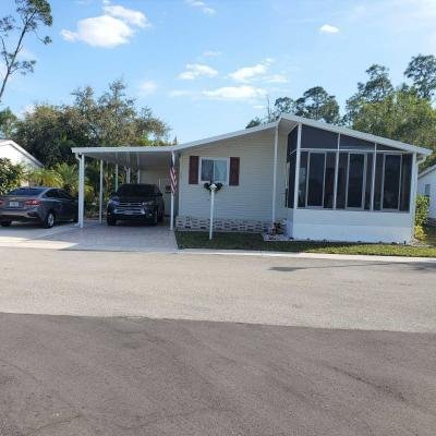 Mobile Home at 605 Tall Oak Rd. Naples, FL 34113