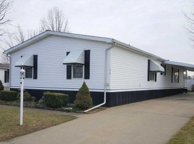 Mobile Home at 310 Pin Oak Circle Elyria, OH