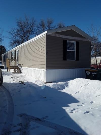 Mobile Home at 6305 W. Grove Place Sioux Falls, SD 57107