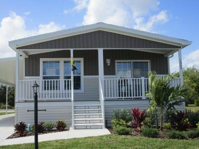 Mobile Home at 1060 WEST LAKEVIEW DRIVE Sebastian, FL 32958